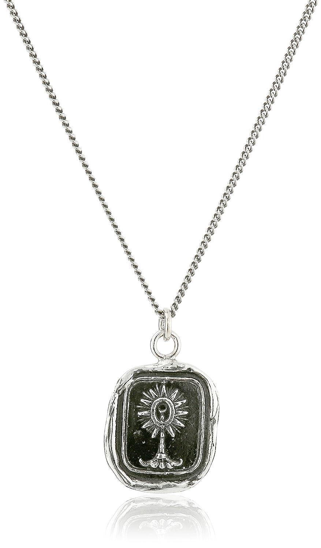 Pyrrha Unafraid Unisex Talisman Pendant Necklace, 18 18 Pyrrha Design Inc N1023-18