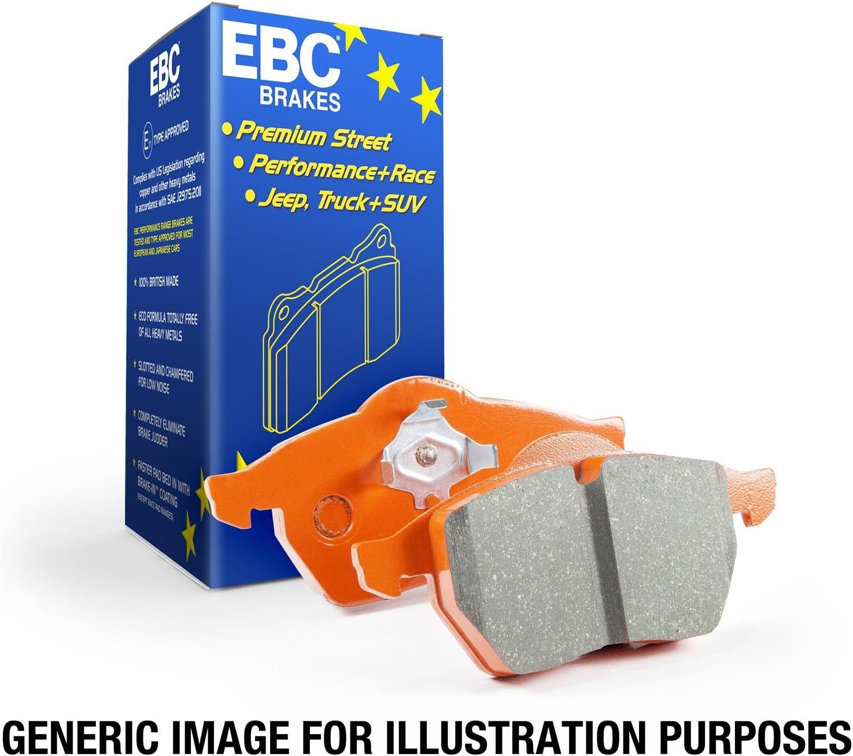 EBC DP91829 Brake Kit