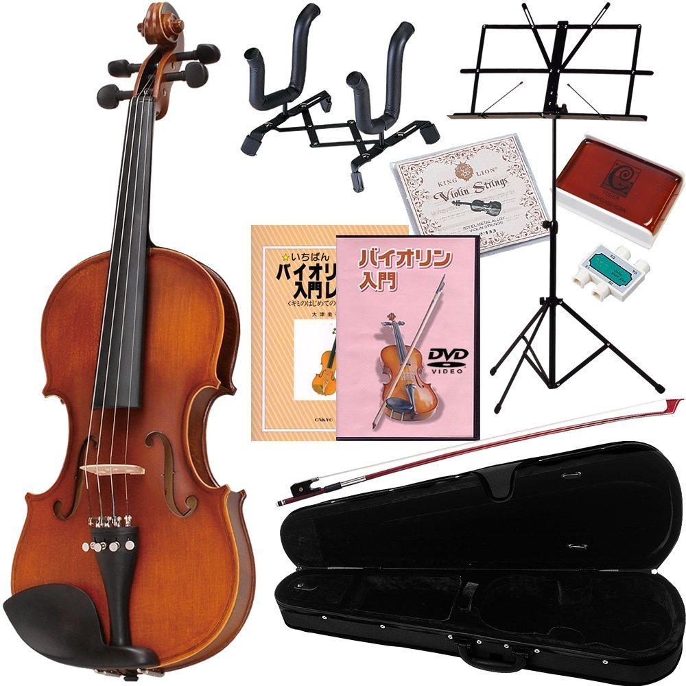 Hallstatt ヴァイオリン サクラ楽器オリジナル 初心者入門セット