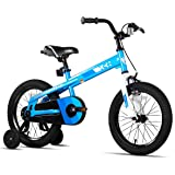 JOYSTAR Whizz Kids Bike with Training Wheels for Ages 2-9 Years Old Boys and Girls, 12 14 16 18 Toddler Bike with Handbrake f