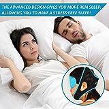 CozySleep Anti Snoring Chin Strap Bundle - Anti
