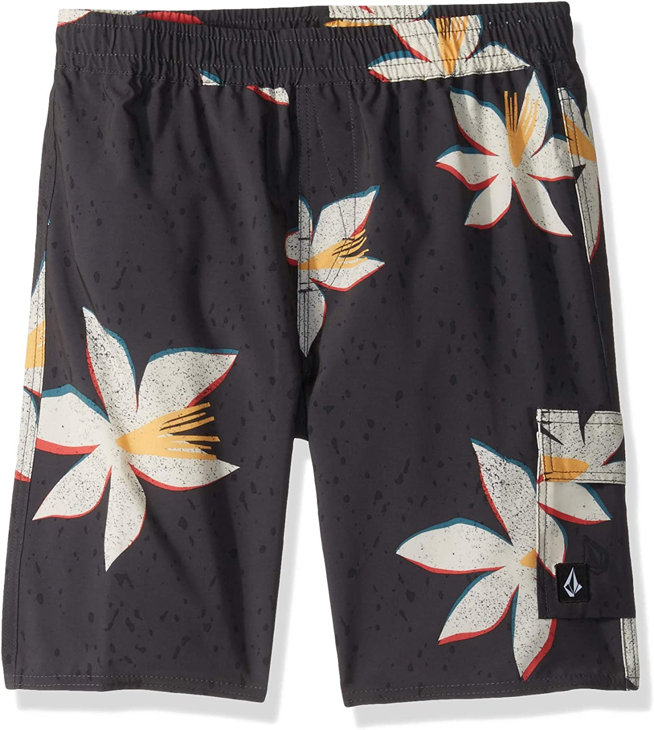 Volcom Boys Big Logo Shifter Volley 17 Boardshort
