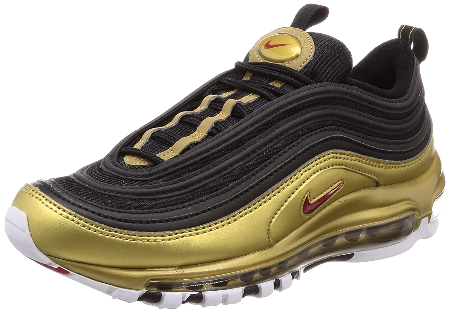 ae226c602f NIKE Air Max 97 QS Noir At5458-002: Amazon.fr: Chaussures et Sacs
