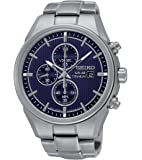 Seiko Herren-Armbanduhr Prospex Analog Quarz Titan SSC365P1