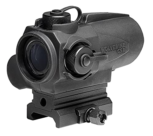 Sightmark Wolverine CSR LQD Red Dot Sight reviews