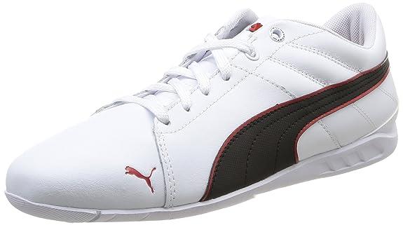 7 opinioni per Puma Racing Cat 1.1 Venture, Low-Top Sneaker uomo, Bianco (Weiß