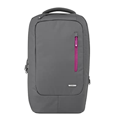 Here casual, the incase nylon backpack to