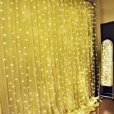 Amazon Price History for:Leaf LED String Curtain Lights - 9.8 Feet - Warm White