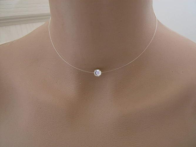 100% authentique se connecter factory Collier Femme Strass cristal/imitation