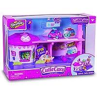 Cutie Cars- Garage de los vehículos, Multicolor, (Giochi