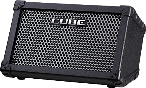 roland cube street ex battery powered stereo amplifier musical instruments. Black Bedroom Furniture Sets. Home Design Ideas