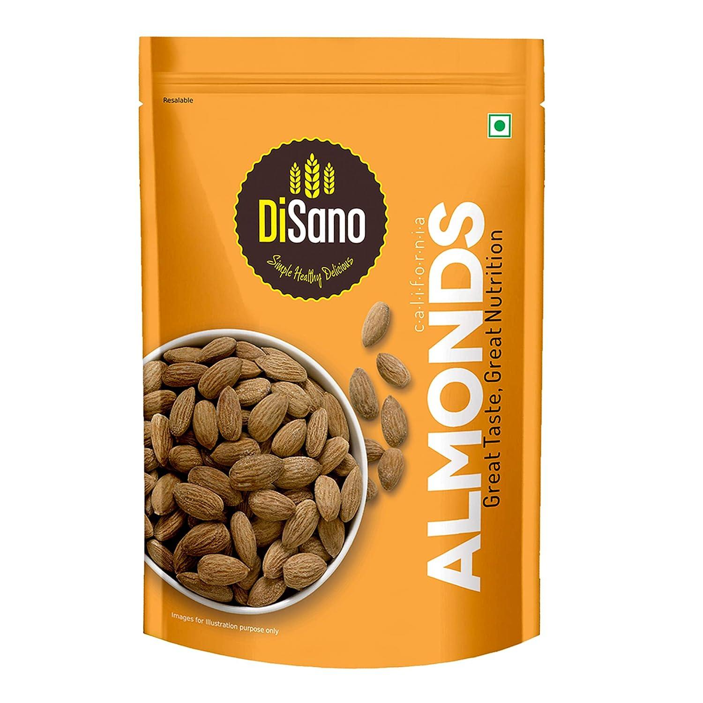 Grab Fast DiSano Californian Almonds, 250g