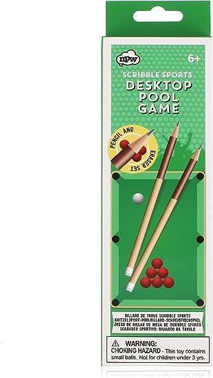 NPW Scribble Deportes computadora Top Game, Pool: Amazon.es ...