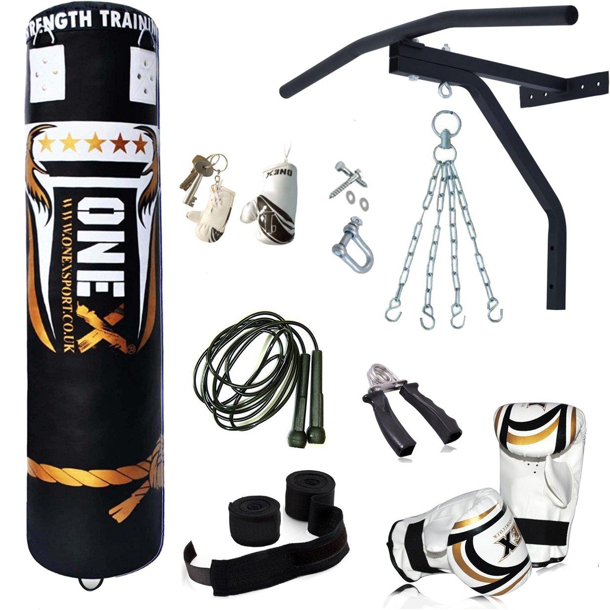 Onex Juego DE 13 Guantes de Boxeo con Relleno de MMA, Diseño ...