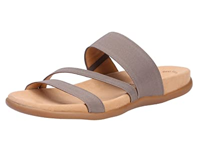 Gabor Shoes Damen Jollys Pantoletten, Weiß (Weiss), 44 EU