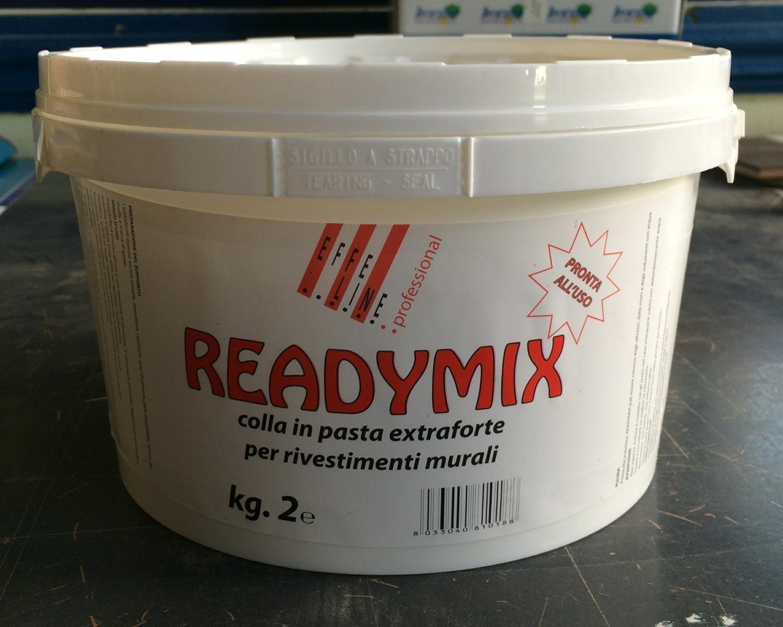 Colla Ready Mix da 2 kg Effeline