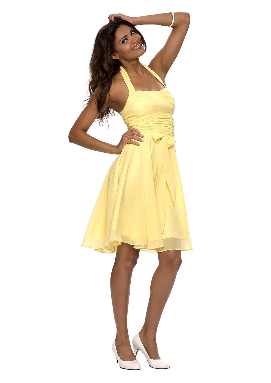 Ziemlich Gelbes Kleid Hochzeitsgast Bilder - Brautkleider Ideen ...
