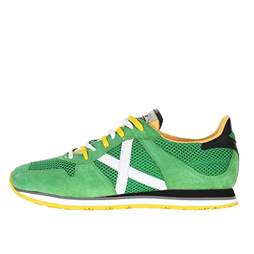 Zapatillas Munich Massana Verde 39 Verde: Amazon.es: Zapatos y complementos