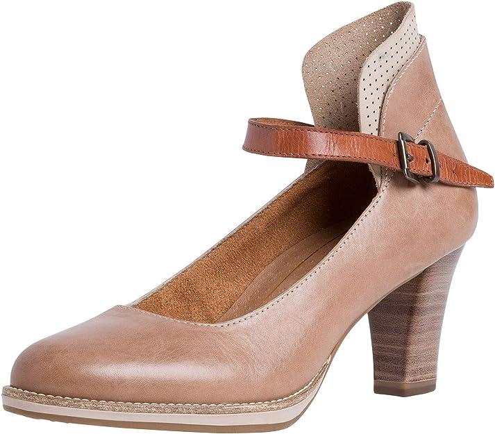 Tamaris Damen 1-1-24411-24 Leder Slipper