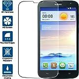 Beiuns Film Protection d'écran en verre trempé ultra dur protecteur d'écran pour Huawei Ascend G730