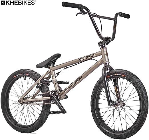KHE Bmx bicicleta Strike Down Pro solo 9,7 kg.: Amazon.es ...
