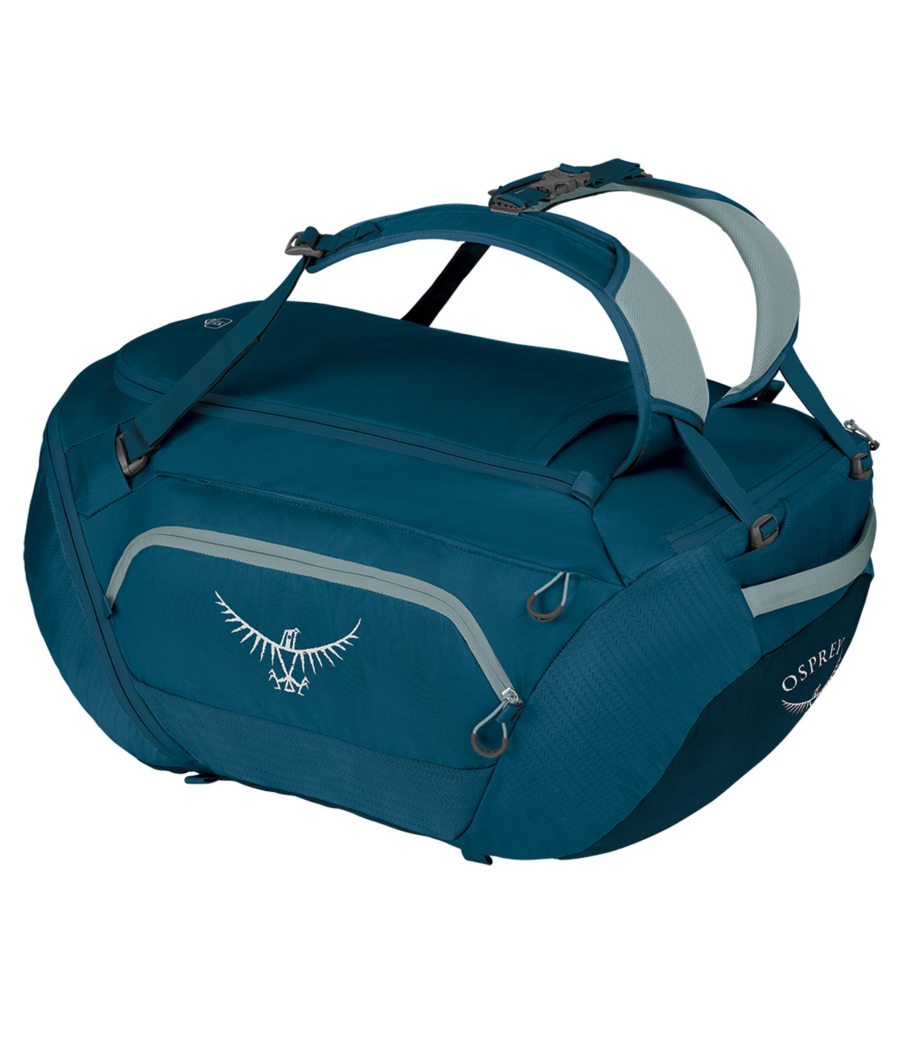 Osprey Packs Bigkit Duffel Bag, Ice Blue, One Size