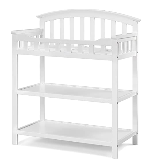 Graco Changing Table, White