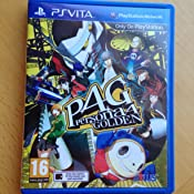 Persona 4 Golden (PlayStation Vita): Amazon.co.uk: PC