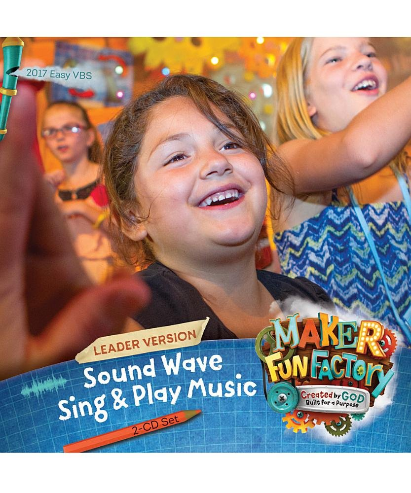 Download Sound Wave Sing & Play Music Leader Version 2-CD Set (Group Easy Vbs 2017) pdf epub