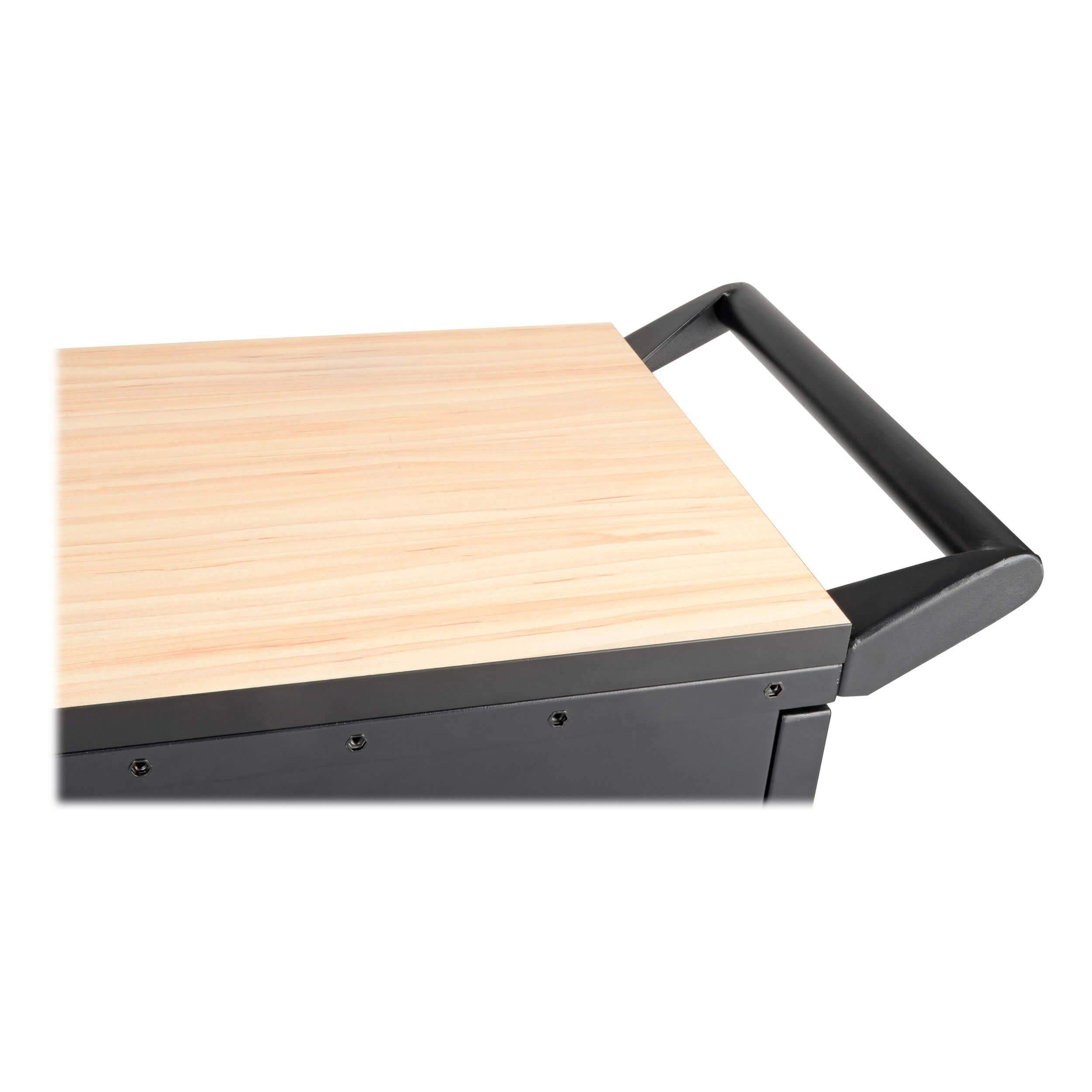 Tripp Lite 27-Port AC Mobile Charging Cart Storage Station for Chromebooks, iPads, Laptops, Tablets, Black (CSC27AC) by Tripp Lite (Image #7)