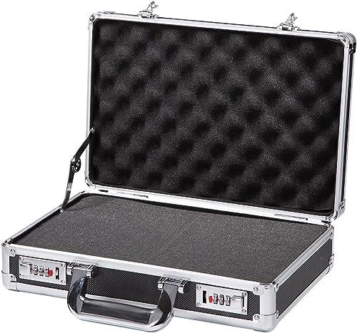 ALUBOX Black Aluminum Hard Case