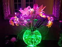Put them in clear flower vase