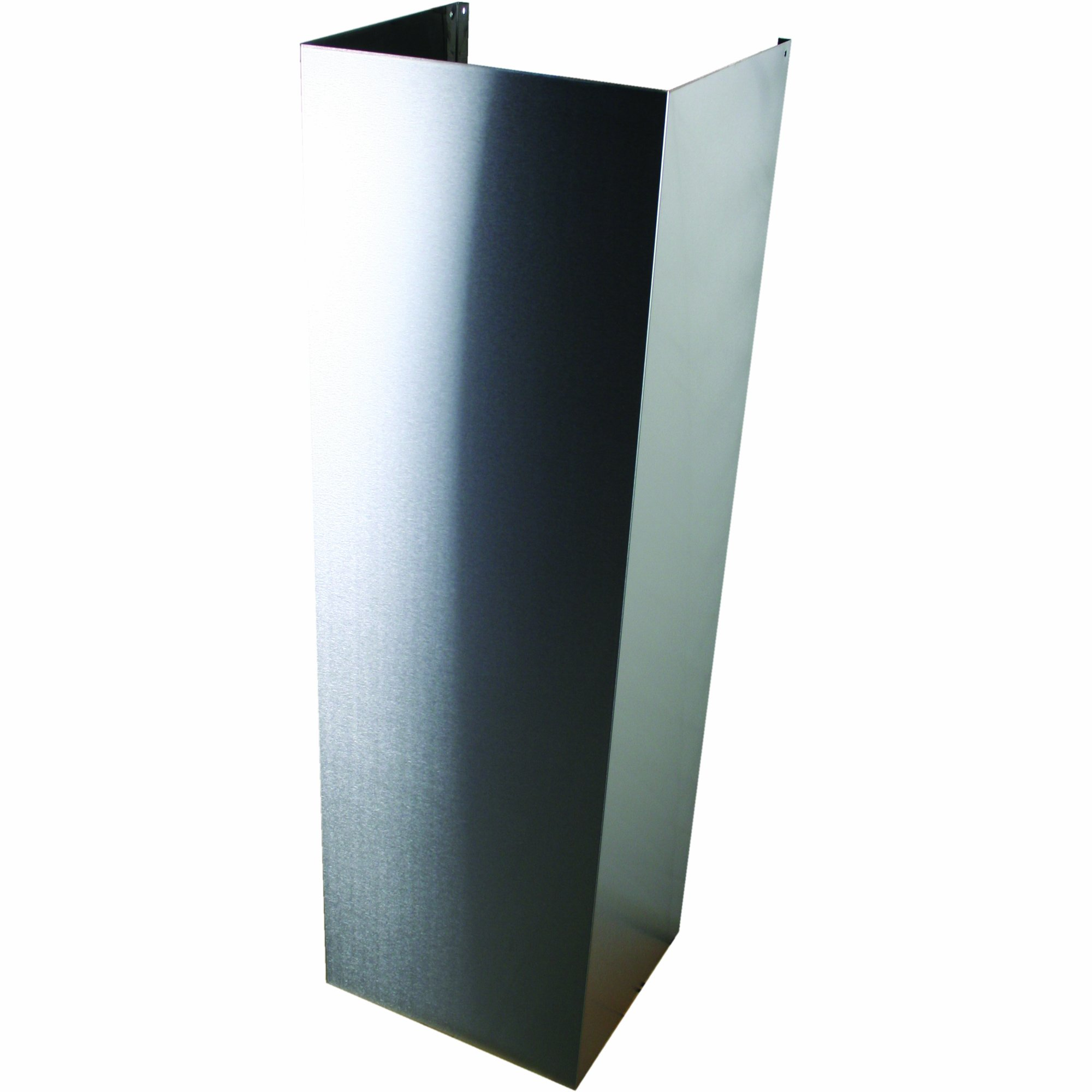 Yosemite Home Decor MDC38CR Flue-Extension for Contemporary Series Hoods, 79-Inch, Stainless Steel by Yosemite Home Decor