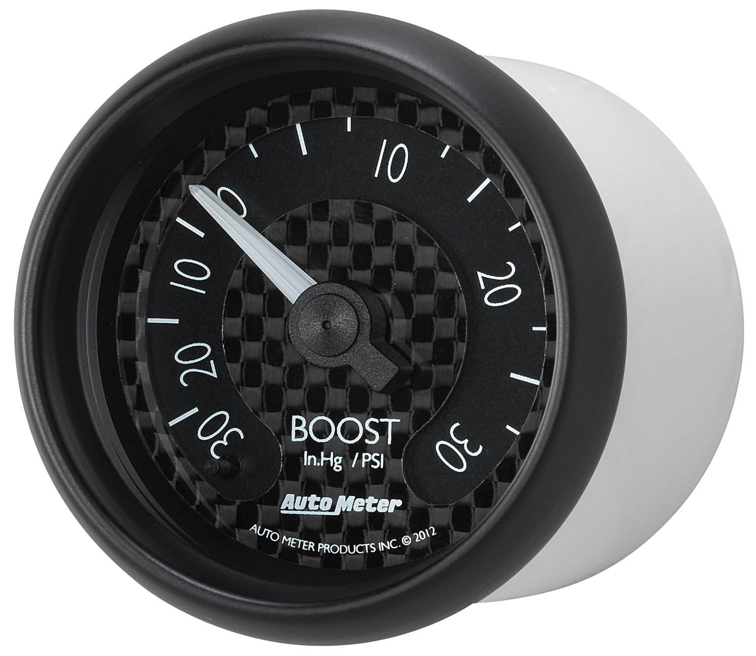 Auto Meter 8003 GT Series Mechanical Boost//Vacuum Gauge