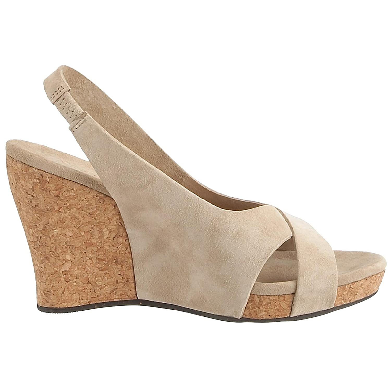 b11a7ba6ebe ugg australia hazel sandalette. Ugg Australia Women s Hazel Wedge Sandal ...