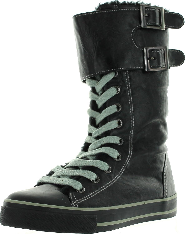Volatile Girls Hawk2 High Top Fashion Sneakers