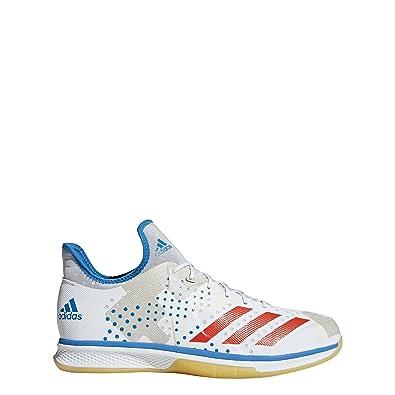 lowest price 42910 d2b5c adidas Counterblast Bounce, Chaussures de Handball Homme, Blanc  (Ftwbla Rojsol Azubri