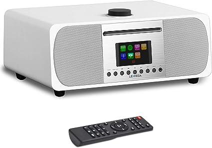 Jensen Bluetooth TV Stereo SoundBar Speaker Built-in Subwoofer FM RCA AUX Remote