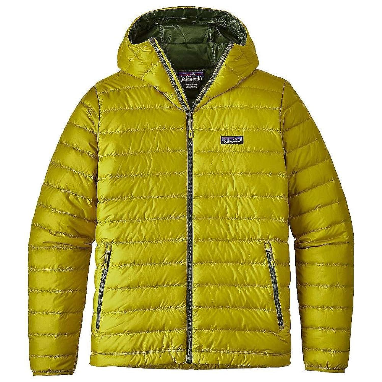 パタゴニア アウター ジャケットブルゾン Patagonia Men's Down Sweater Hoody Fluid Gree 1ks [並行輸入品] B077H3GDDJ
