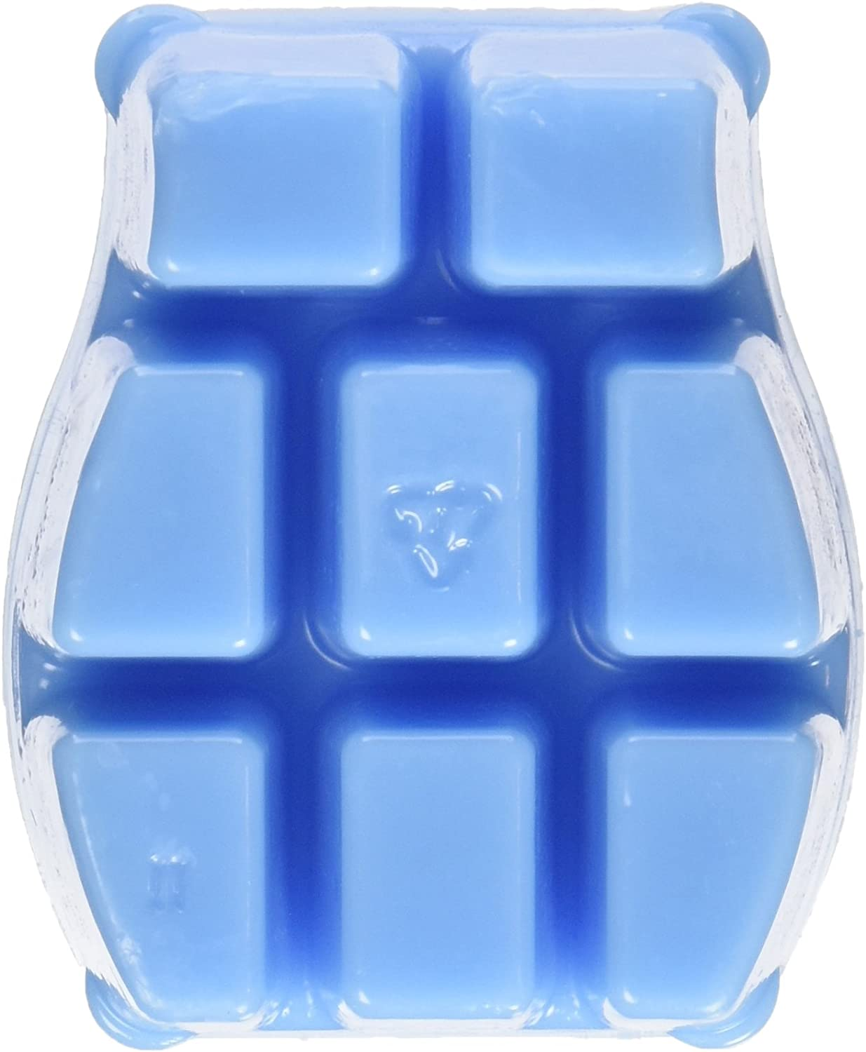 Scentsy, Clean Breeze, Wickless Candle Tart Warmer Wax 3.2 Fl Oz, 8 Squares