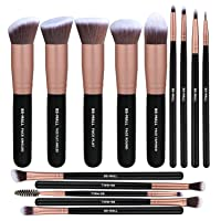 Deals on BS-MALL Makeup Brushes 14 Pcs Brush Set