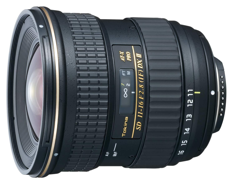 Tokina 11-16mm f/2.8 AT-X116 Pro DX II Digital Zoom Lens (AF-S Motor) (for Nikon) by Tokina