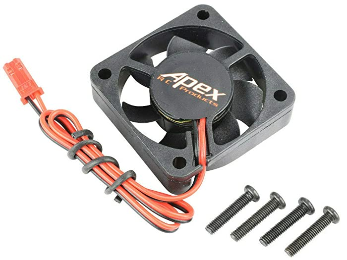 Apex RC Products 40x40x10mm Ball Bearing Motor/ESC Cooling Fan #8031
