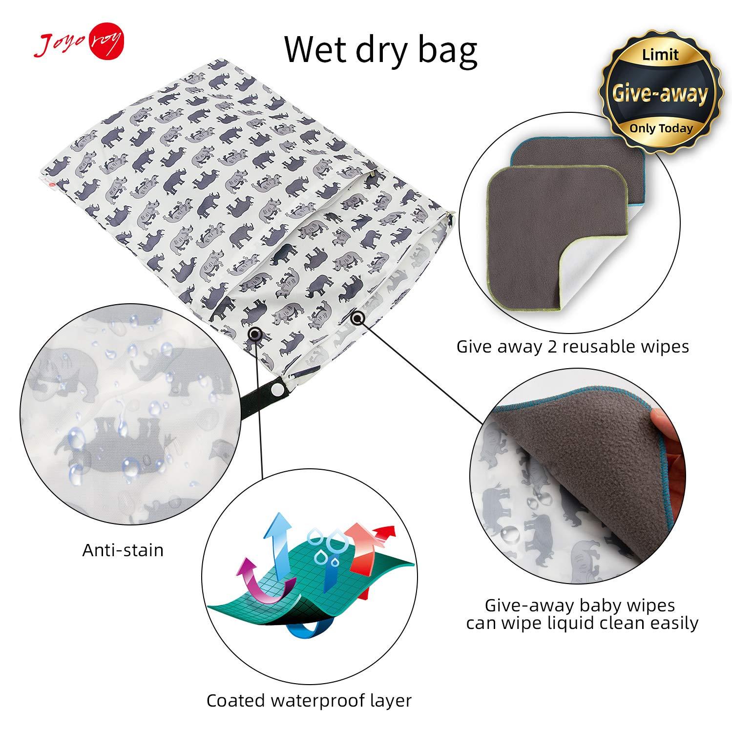 Yoga Bag Gym Bag Dry Bag Pump Bag Wet Dry Bags Wet Dry Bags for Diaper Bag Swimming Bag Waterproof Dry and Wet Separate Diaper Bag Baby Diaper Bag Wet Bag for Cloth Diapers Wet Bags