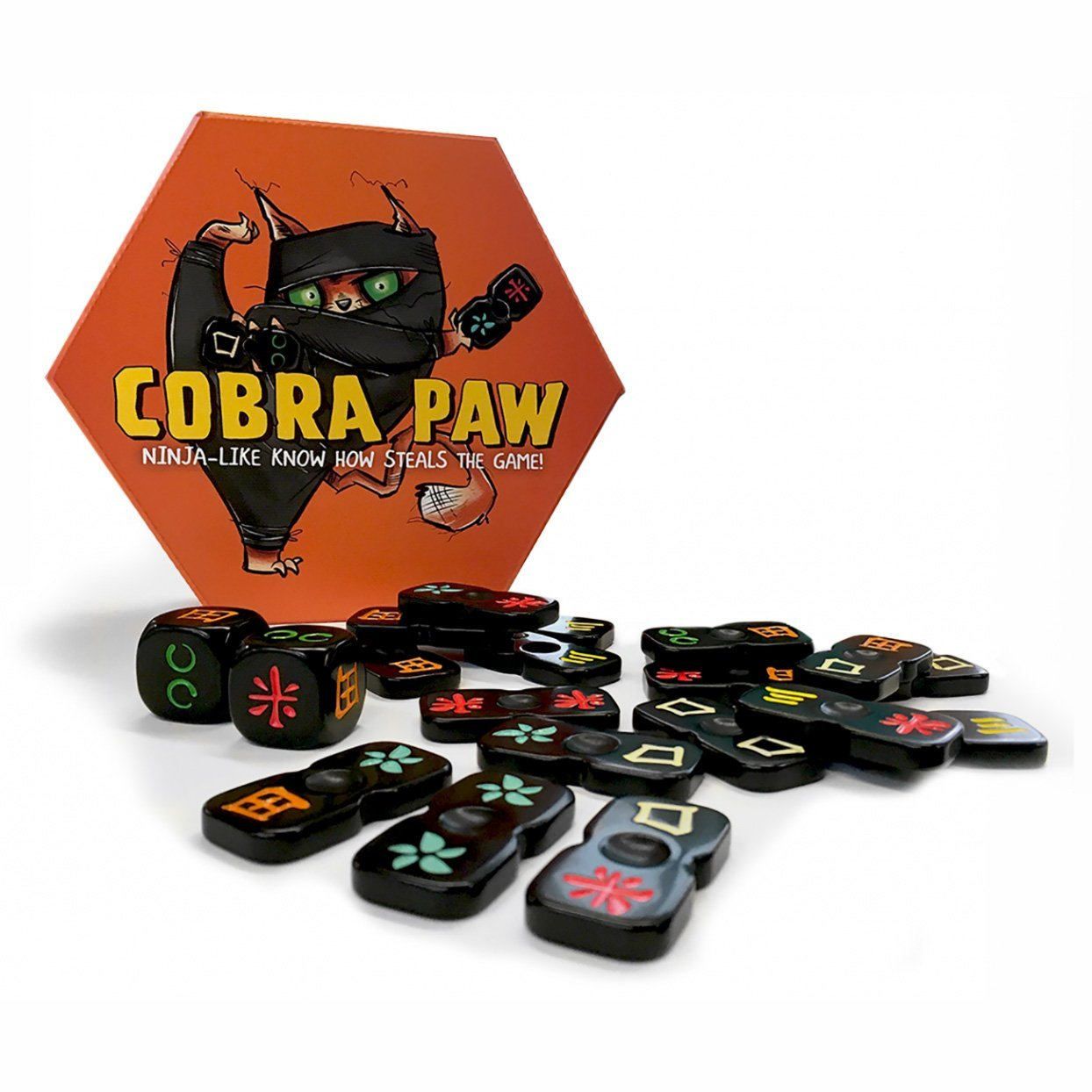 BANANAGRAMS Cobra Paw Juego