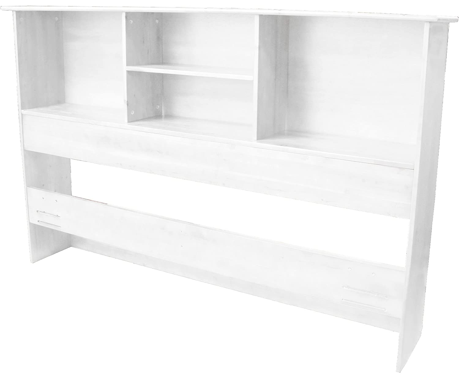 Amazoncom Stockholm Bamboo Solid Bookcase Headboard Twin Size