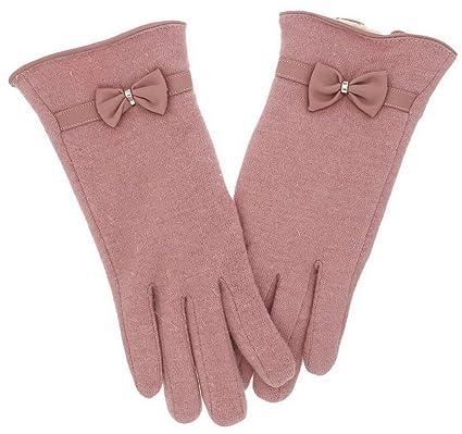 handschuhe rosa damen