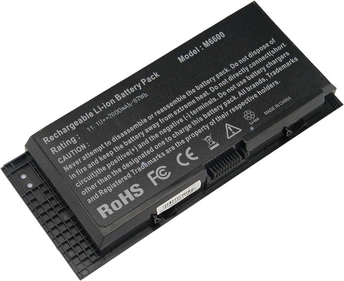 Top 10 Genuine Original Dell Fv993 Battery