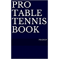 Pro Table Tennis Book