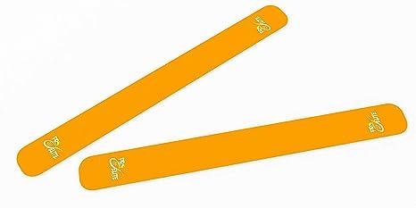 Protector Básico Pro-Elite para Pala de Padel (Naranja Fluor)